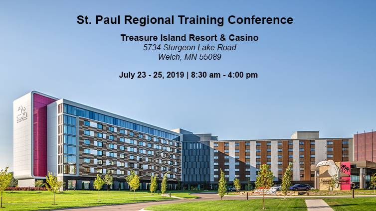 St. Paul Regional Training Conference