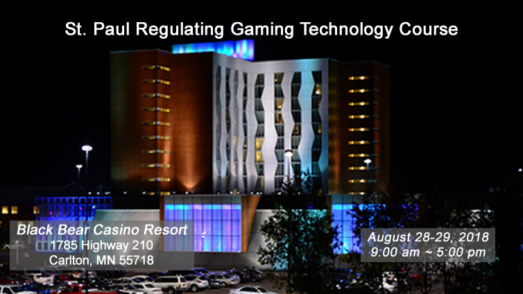 St. Paul Regulating Gaming Technology Course