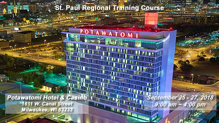 St. Paul Regional Training Course