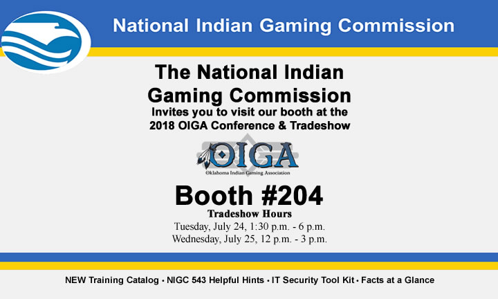 Join us at the 2018 OIGA Conference & Tradeshow