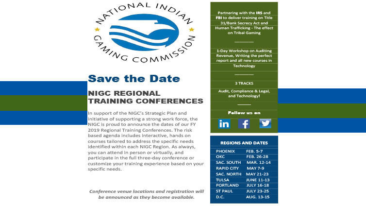 NIGC Regional Conferences