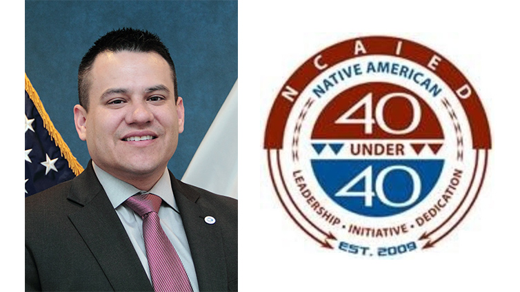 Compliance Director Dustin Thomas Named as a Native American 40 under 40 Award Recipient