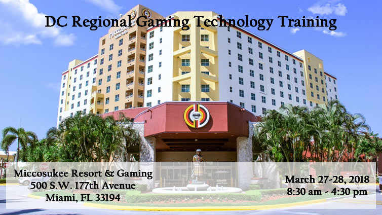 DC Regional Gaming Technology