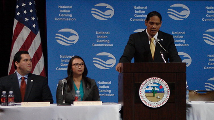FY 2015 Indian Gaming Revenue Announced