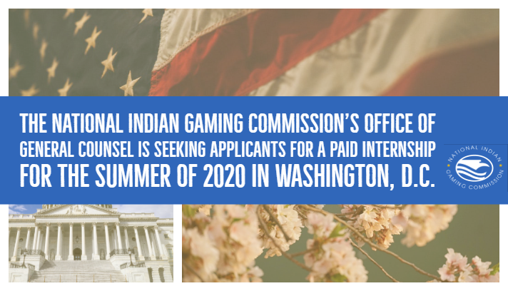 2020 Office of General Counsel Summer Internship
