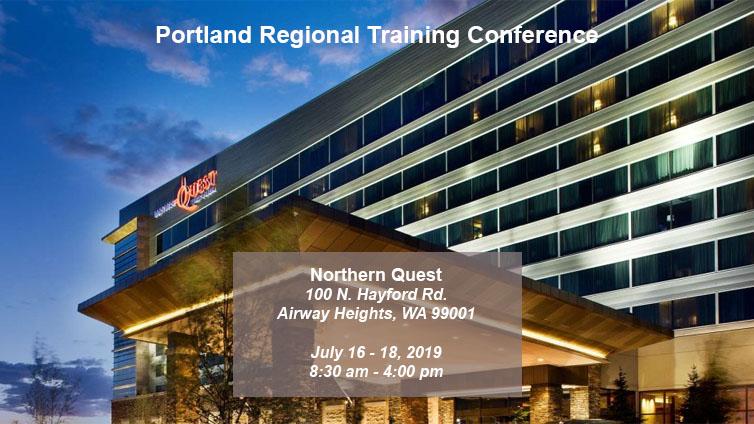 Portland Regional Training Conference