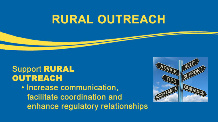 Rural Outreach