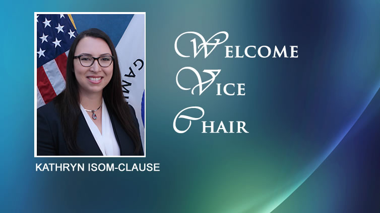 Welcome Isom-Clause as newest associate commissioner