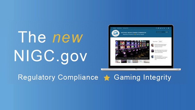 NIGC launches more user friendly and intuitive website at NIGC.gov